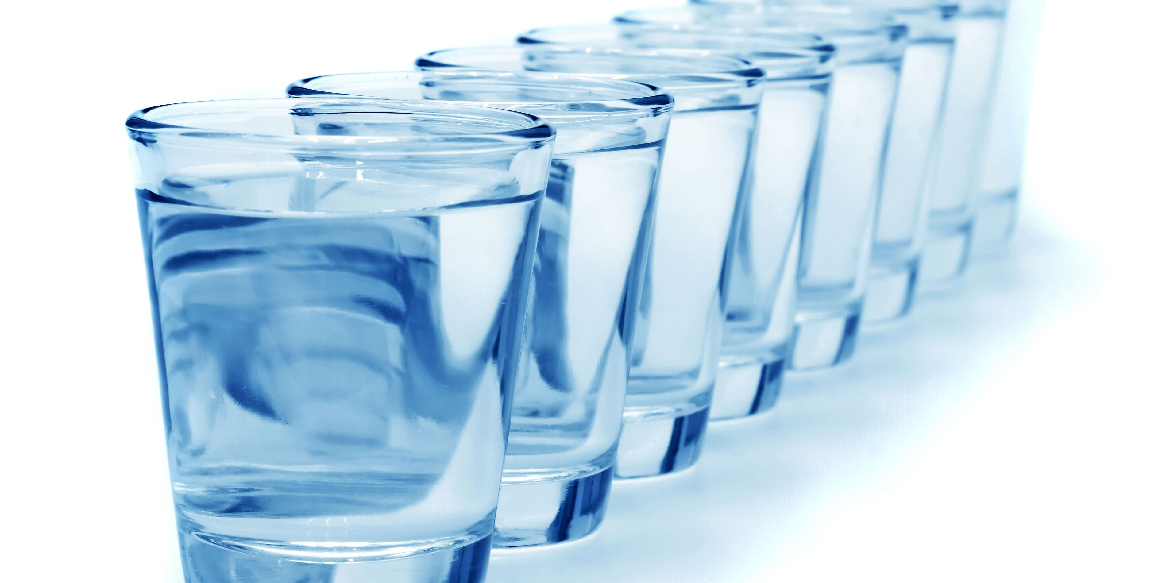 Drink At Least  Glasses Of Water