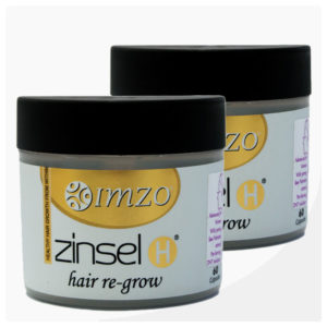 Hair re-grow Zinsel